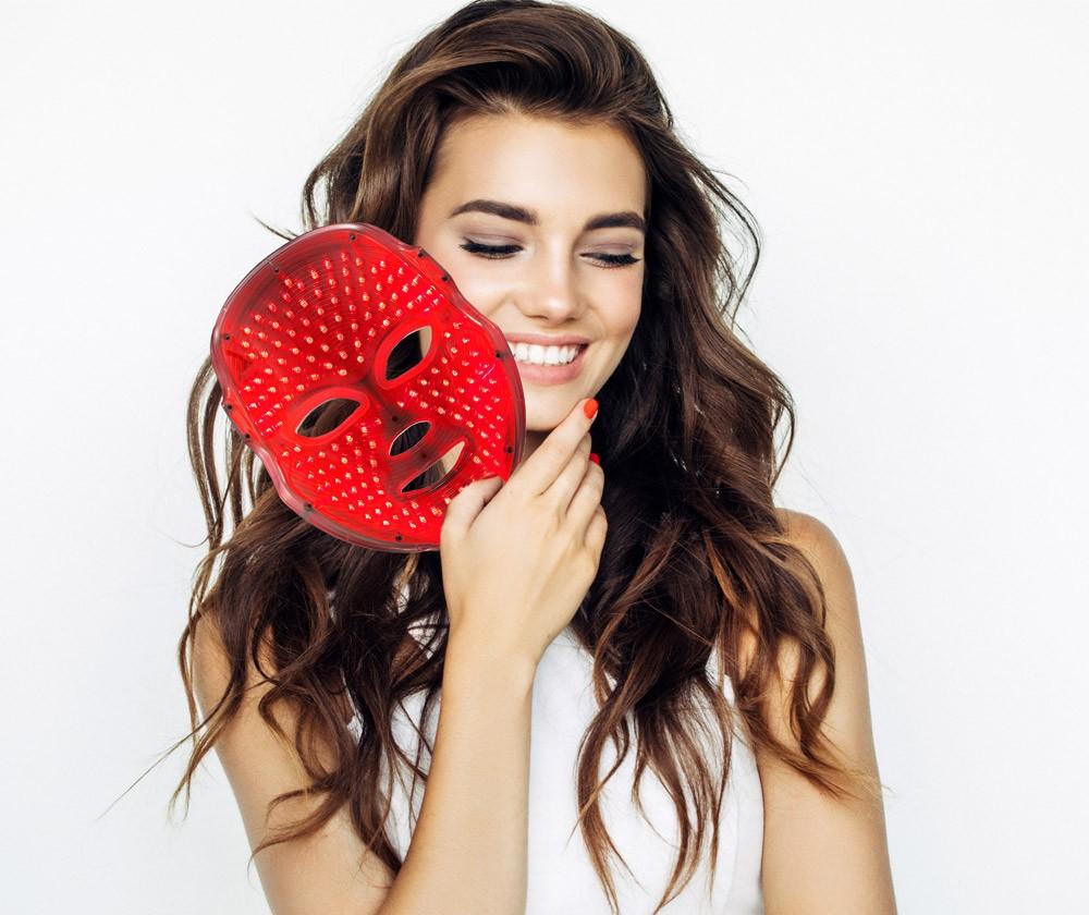 Deesse LED Therapie Masker